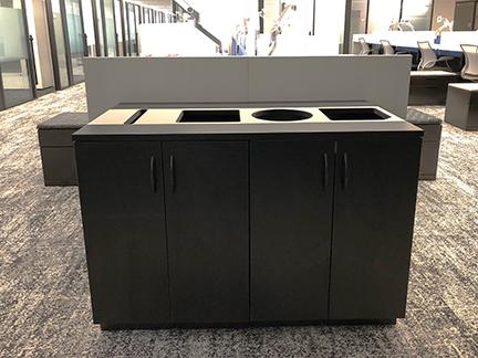 RecycleTrashEndCap