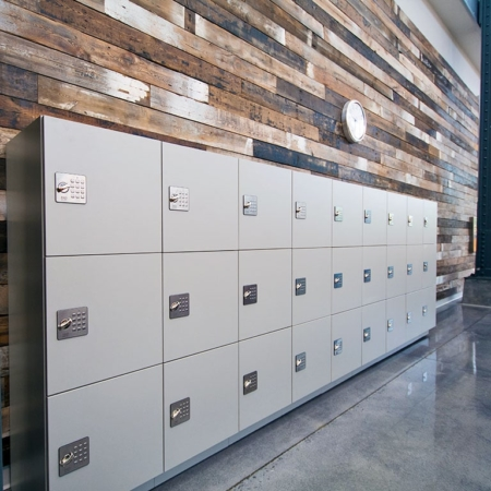 Hamilton Casework Lockers