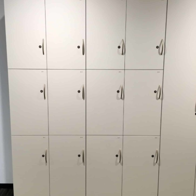 Assigned Use Laminate Lockers