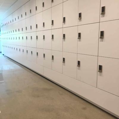 Activity Based Work Lockers - Laminate