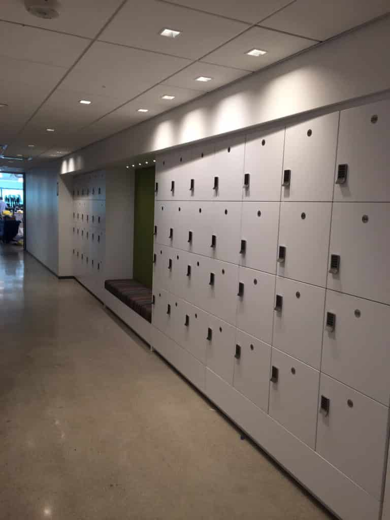 Hot Lockers for Agile Working, Scrum, Workplace