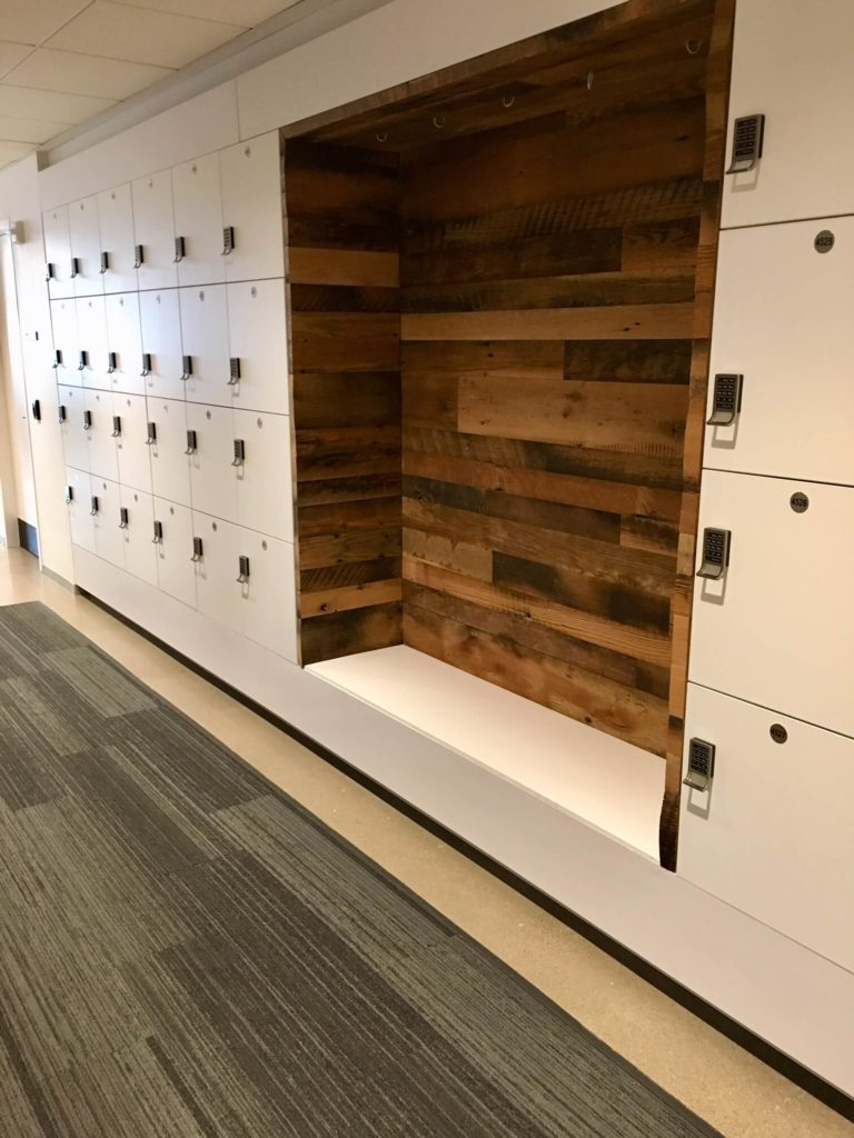 Day Use Lockers for Personal Storage in the Office Environment - Agile Work