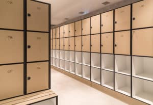 Casework Lockers