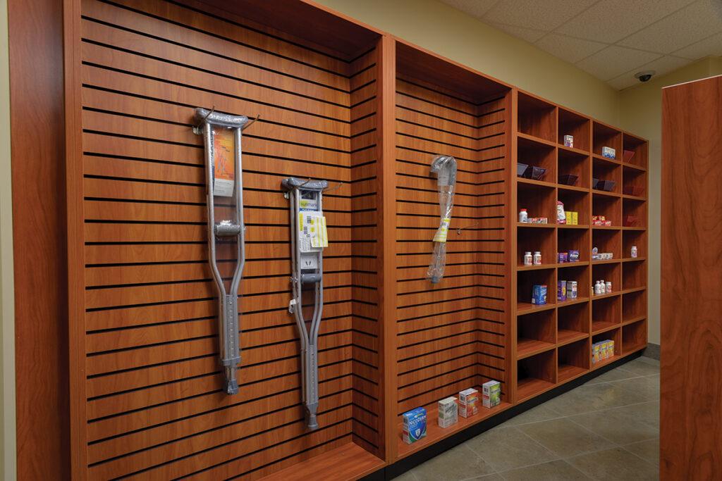 Laminate Pharmacy Solutions