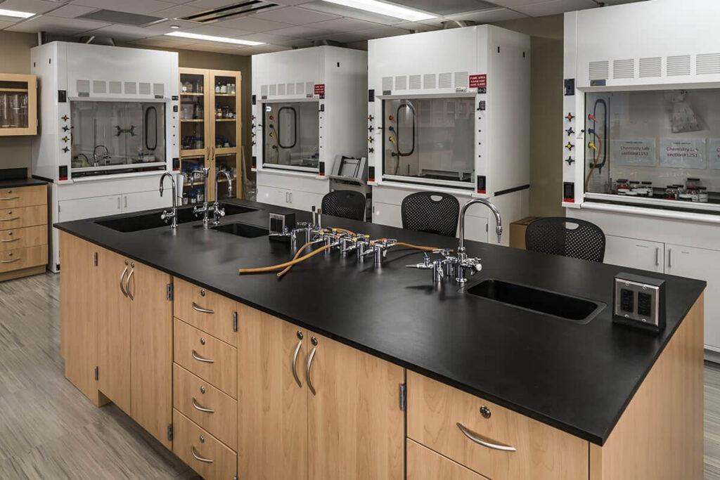 University Casework Labs
